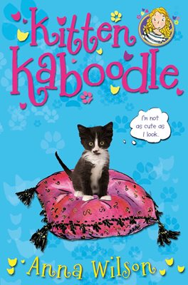 Book cover for Kitten Kaboodle